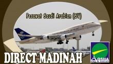 Direct Madinah