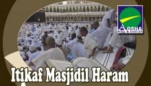 Itikaf Masjidil Haram