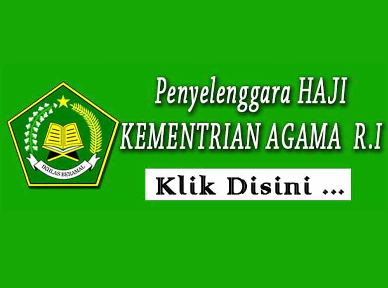 Daftar Penyelenggara Haji Kementrian Agama R.I