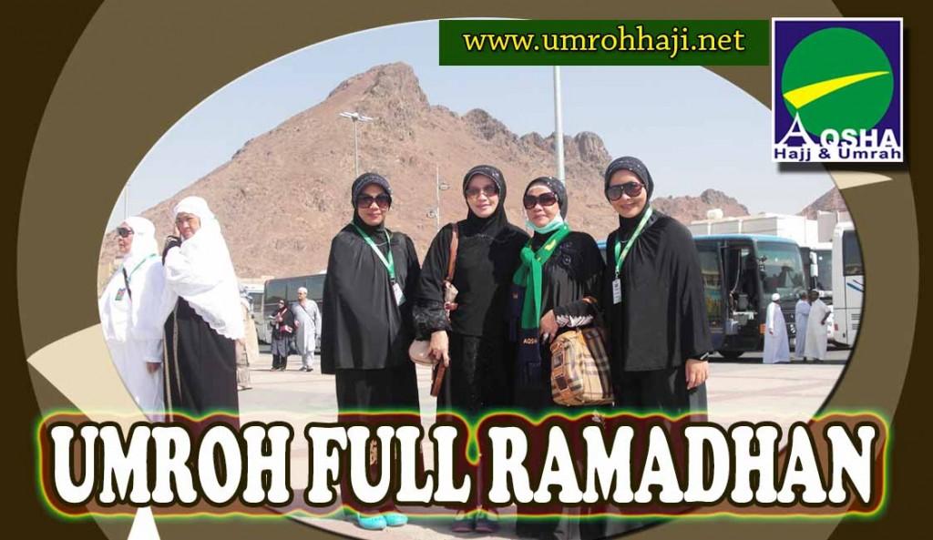 Umroh Full Ramadhan 2017