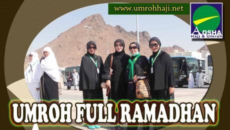 UMROH FULL RAMADHAN 2015