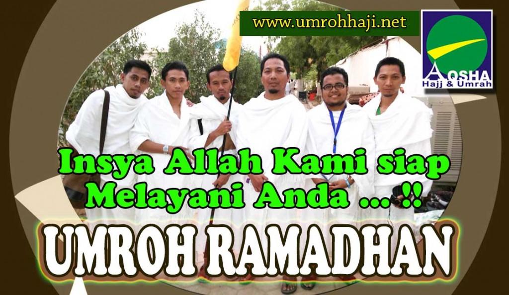 Umroh Awal Ramadhan 2018