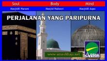 Tiga Masjid yang dikunjungi