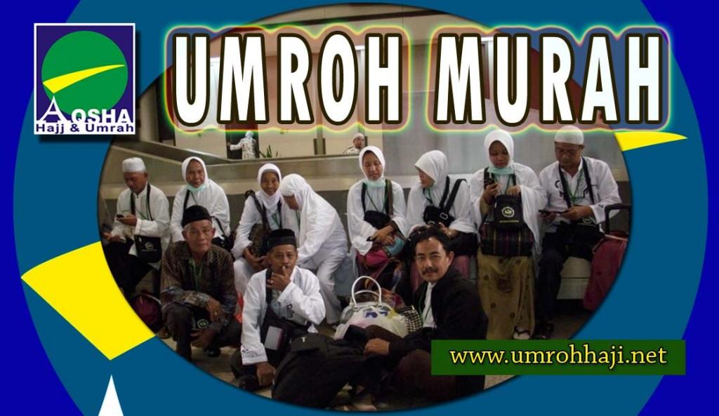 PAKET UMROH MURAH