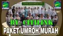 PAKET UMROH MURAH by Citilink