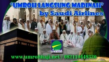 umroh by saudi airlines