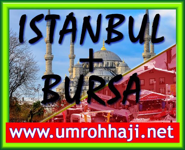 BURSA + ISTANBUL 13 DAYS