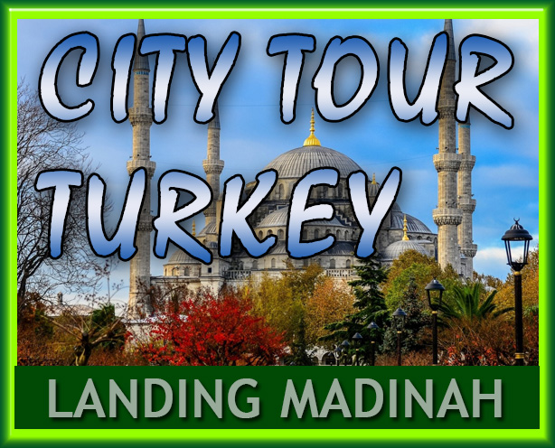 PLUS CITY TOUR TURKI <h6>10 Days</h6>